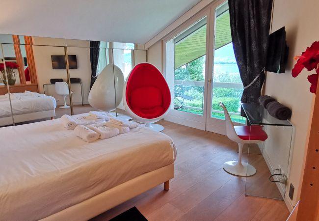 Villa à Veyrier-du-Lac - Villa Le France pour 10 personnes