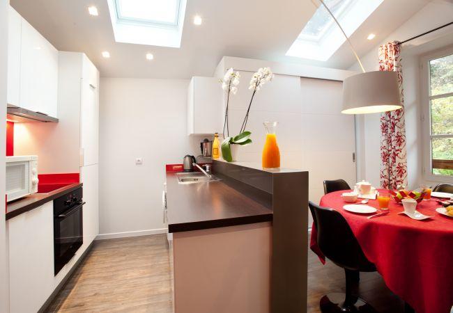 Studio à Menthon-Saint-Bernard - Studio La Savoyarde pour 2 personnes