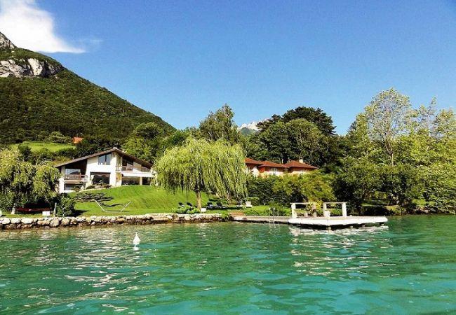 Villa in Veyrier-du-Lac - Villa Le France pour 10 personnes