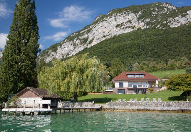 Villa in Veyrier-du-Lac - Villa Bagatelle pour 10 personnes