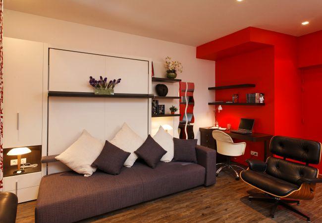 Studio in Menthon-Saint-Bernard - Studio La Savoyarde pour 2 personnes